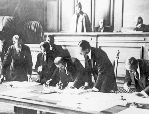 ATAA Celebrates the 96th Anniversary of the Lausanne Peace Treaty